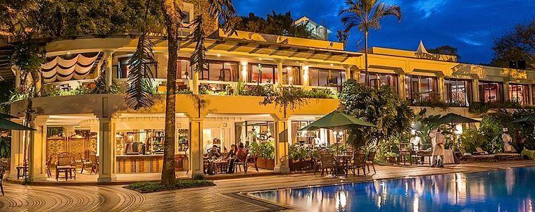 Serena hotel Nairobi Kenia