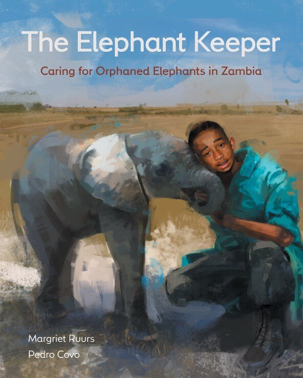 The Elephant Keeper Margriet Ruurs Zambia