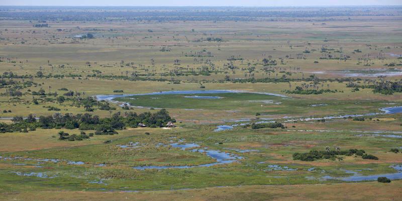 Linyanti concessie Botswana