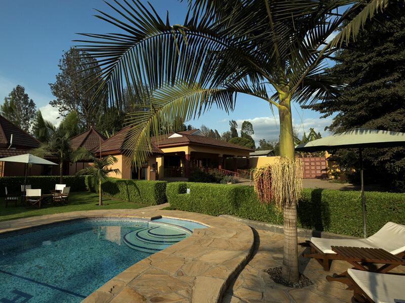 Ahadi Lodge Arusha Tanzania