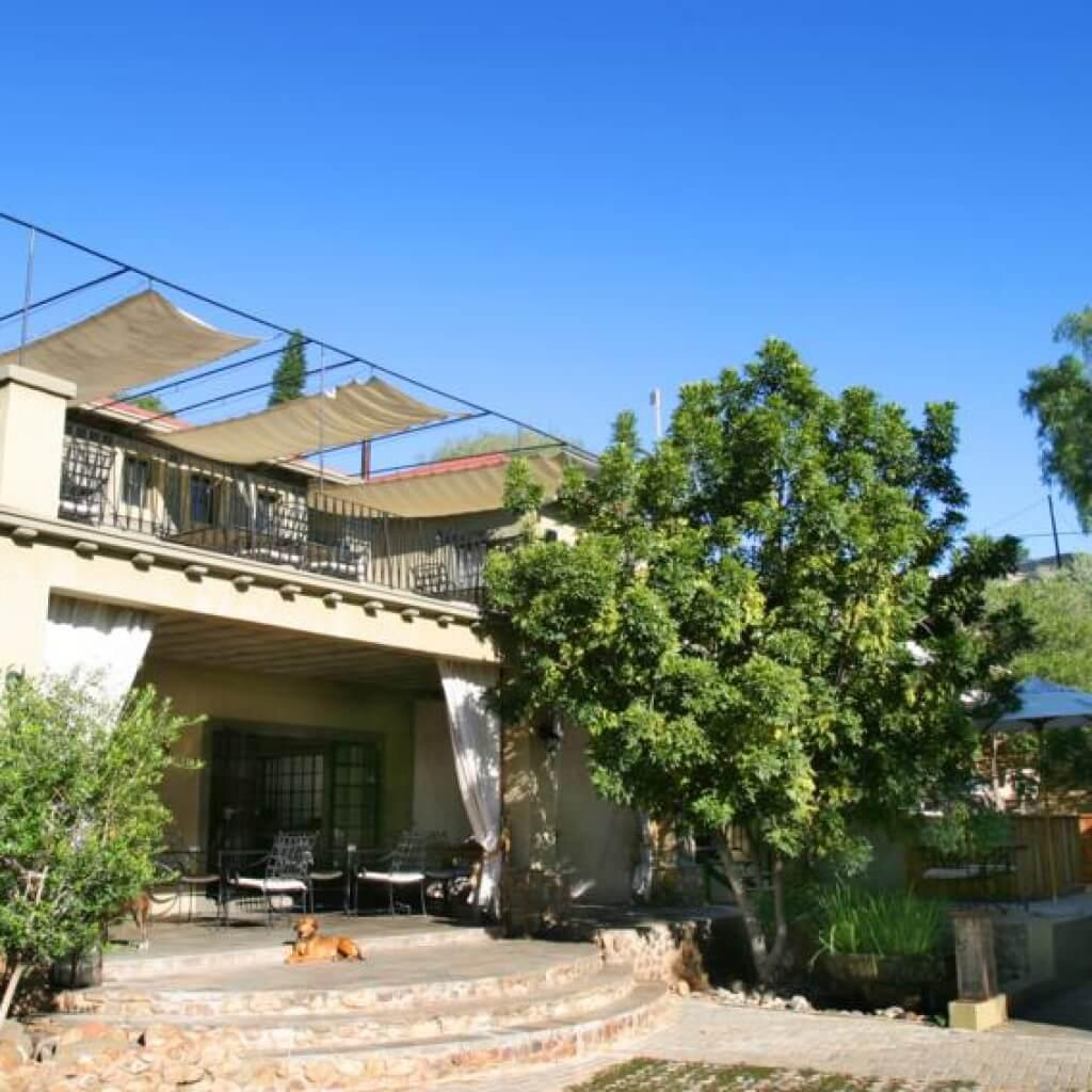 Olive Grove Guesthouse Windhoek Namibië