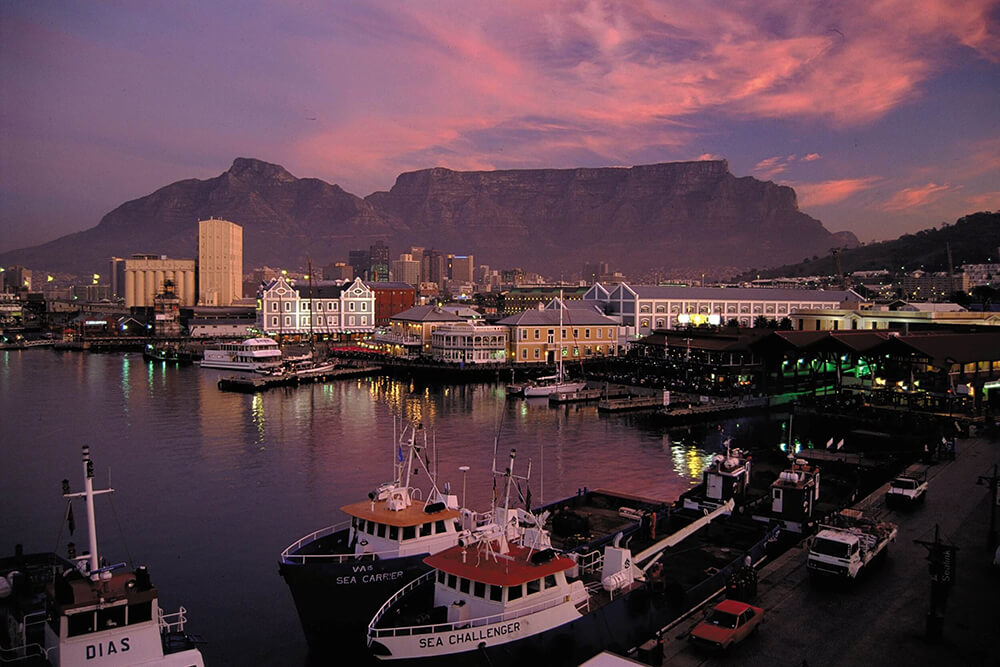 V&A Waterfront Kaapstad Zuid-Afrika