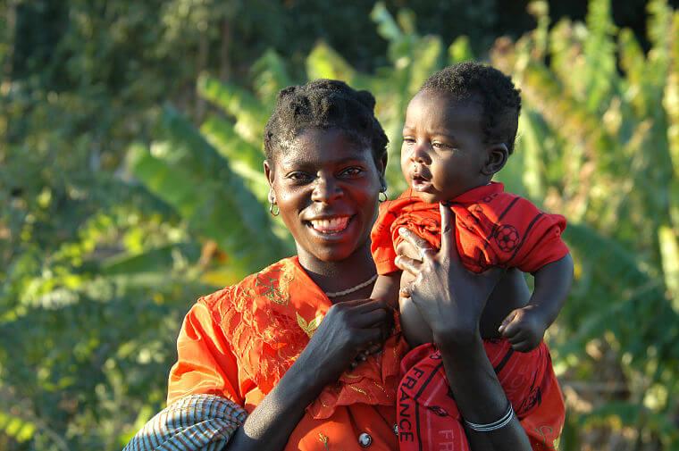 Warme bevolking van Malawi @ Dana Allen PhotoSafari