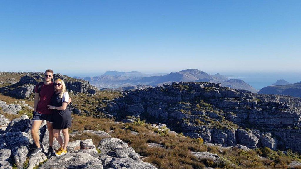 Priscilla en Nick droom safari Zuid-Afrika