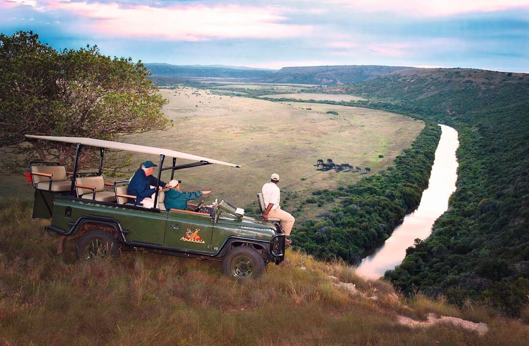 Amakhala Game Reserve Zuid-Afrika