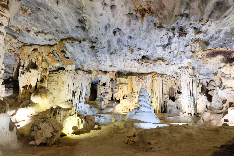 Cango Caves bij Oudtshoorn Zuid-Afrika