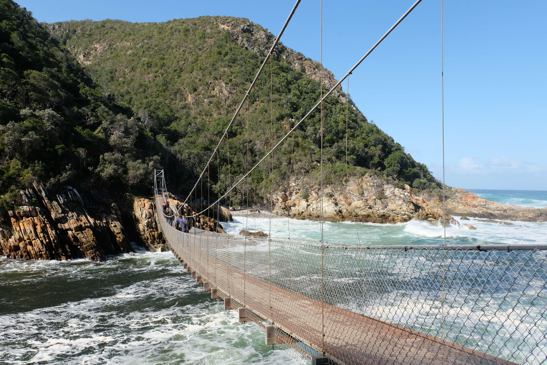 Storms River Tsitsikamma Zuid-Afrika