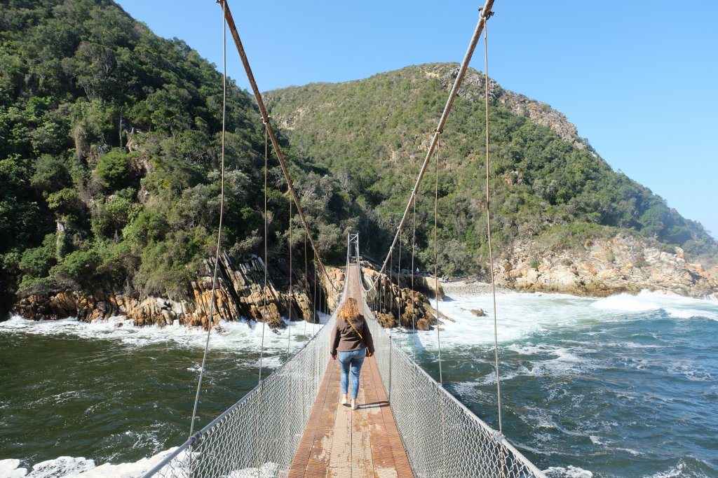 Tsitsikamma National Park, Storms River, Zuid-Afrika