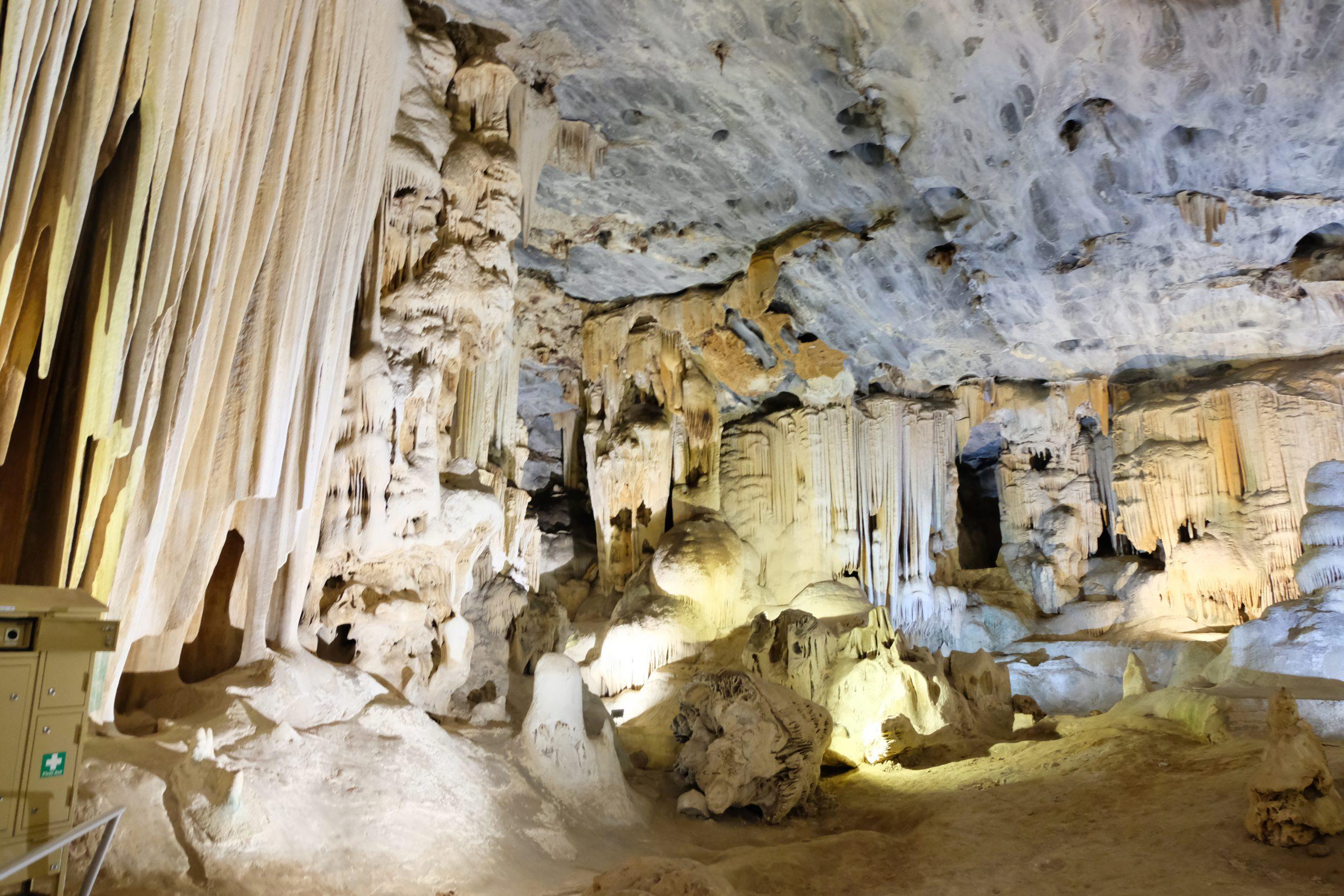 Oudtshoorn, Cango Caves, Zuid-Afrika