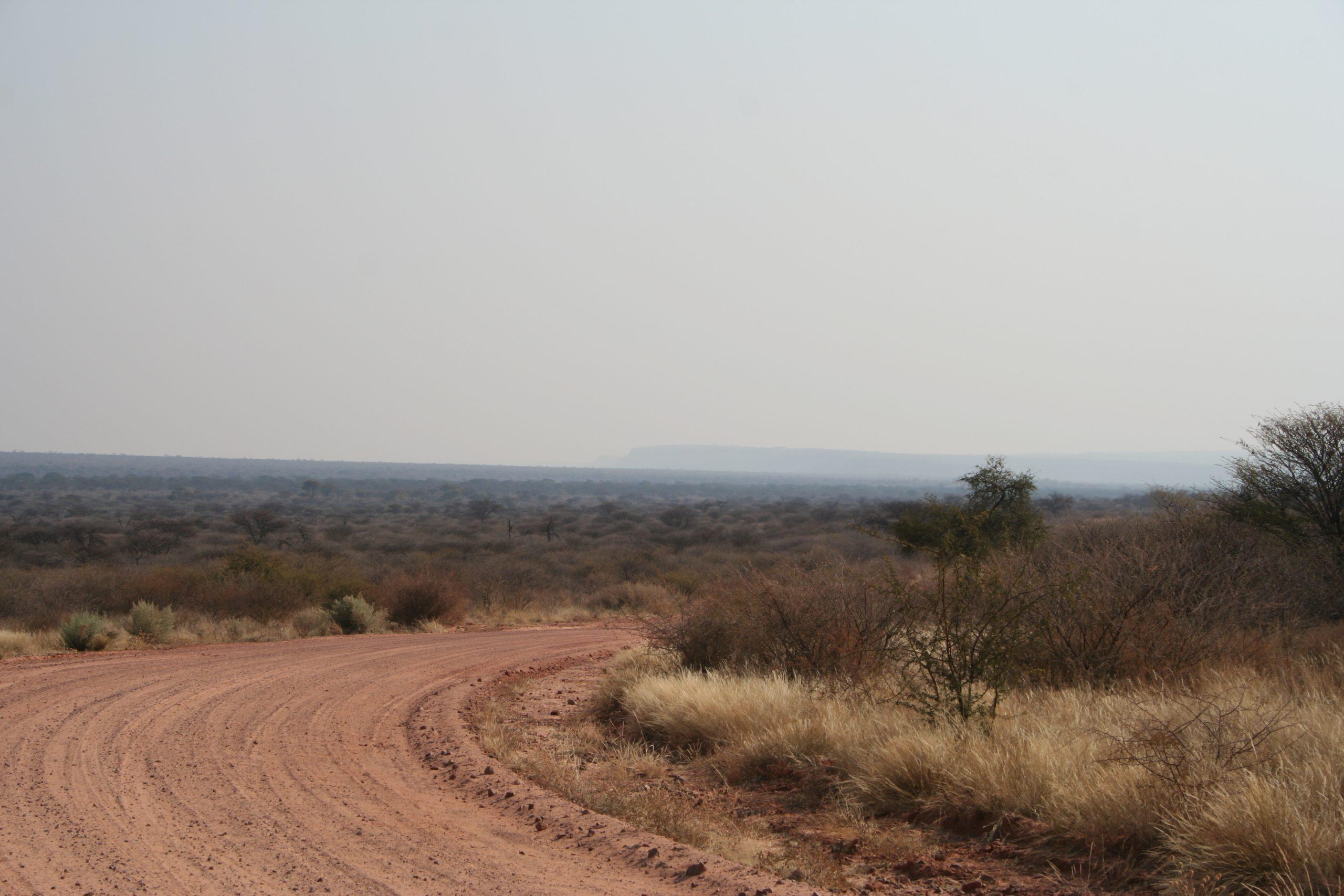 Waterberg Plateau Namibië