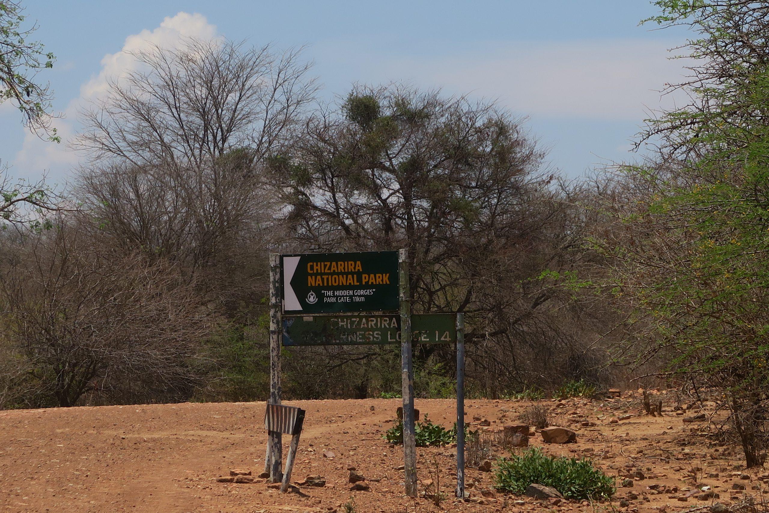 Chizarira National Park op Back Road Zimbabwe