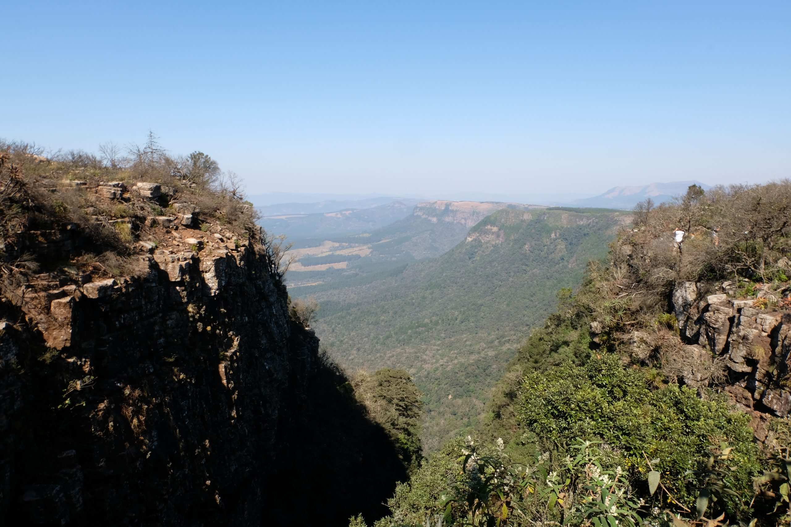God's Window, Panorama Route, Zuid-Afrika Safari