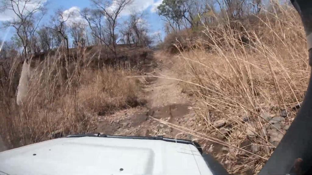 Leopard Hill Road 4x4, Zambia