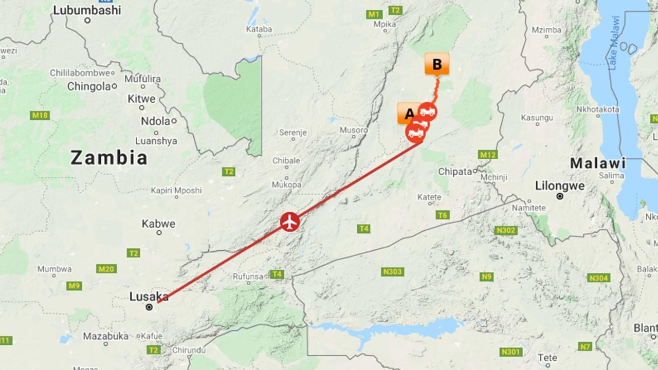 Ongerept Zambia safari - 9 dagen