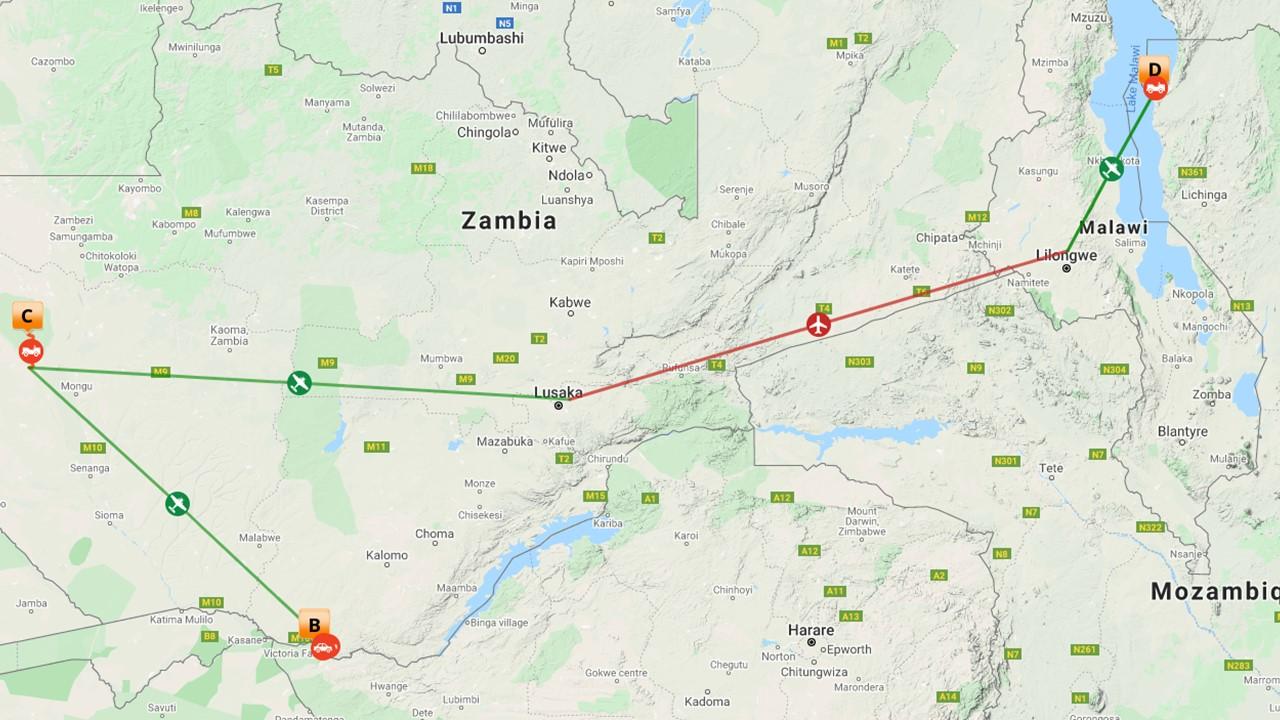 Onontdekt Zambia - Liuwa plains national park - 13 dagen