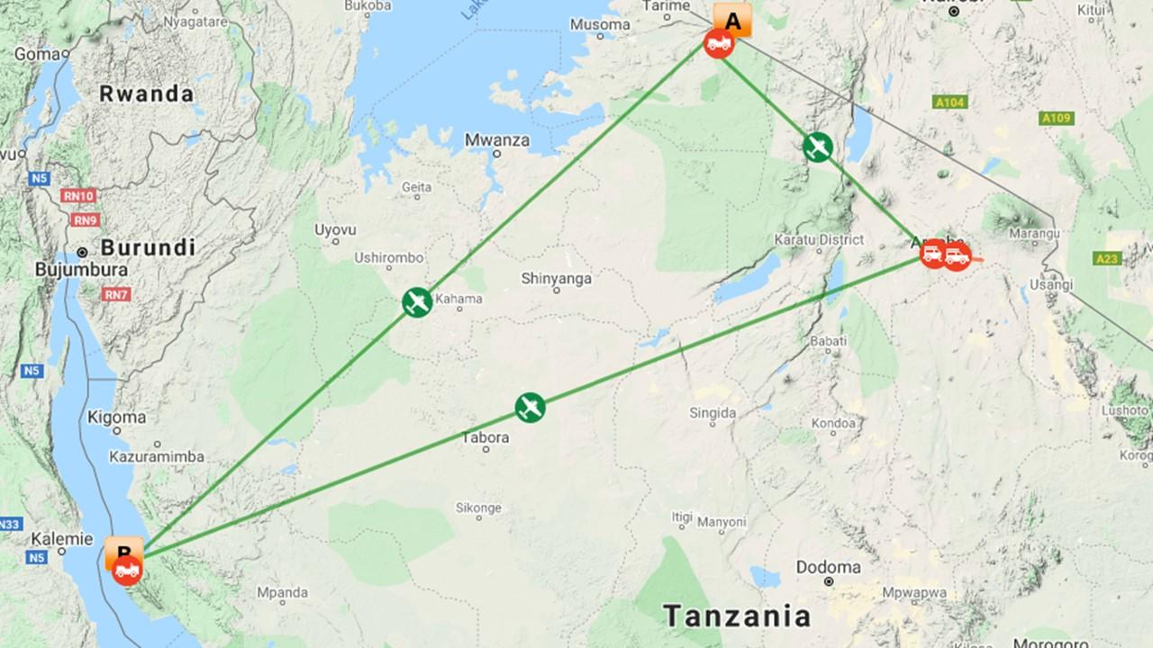 Unieke wildlife safari Tanzania - Serengeti en Mahale - 8 dagen