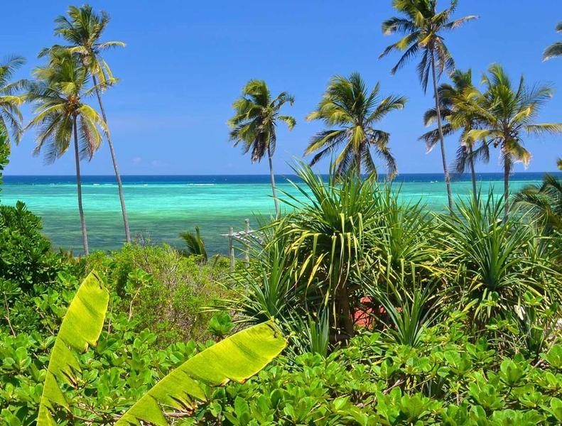 Bellevue Guesthouse op Zanzibar