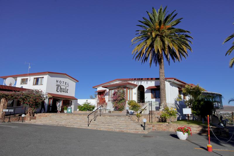 Hotel Thule in Windhoek Namibië
