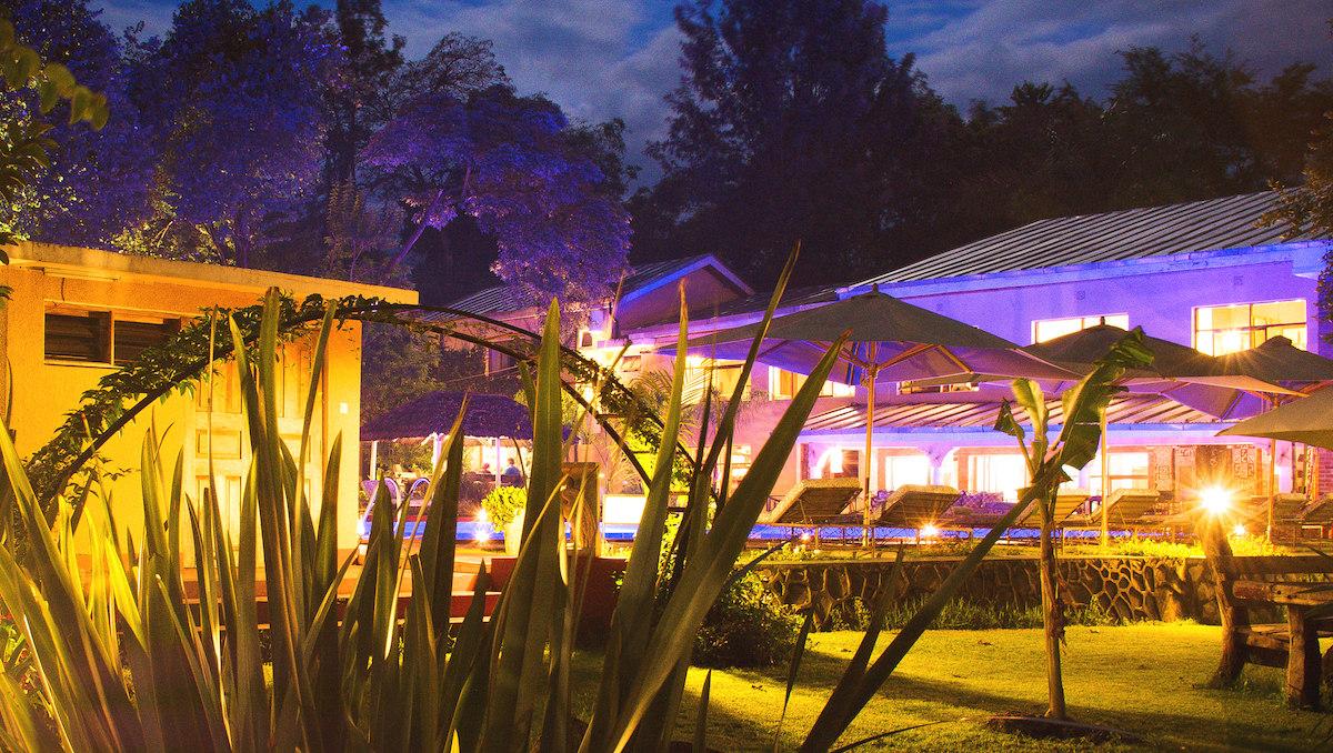 Ilboru Safari Lodge Arusha Tanzania