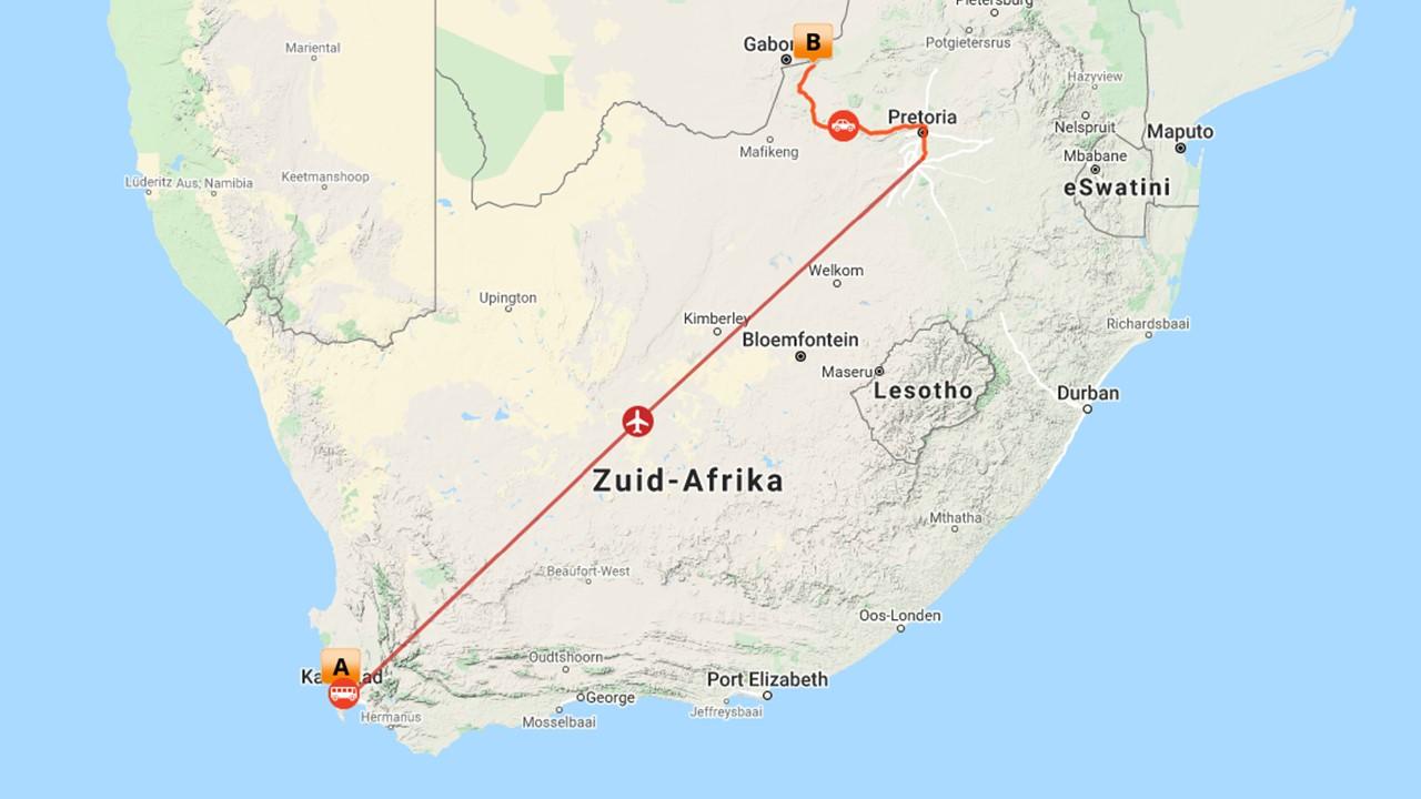 Kaapstad en omgeving - City & Wildlife - 7 dagen