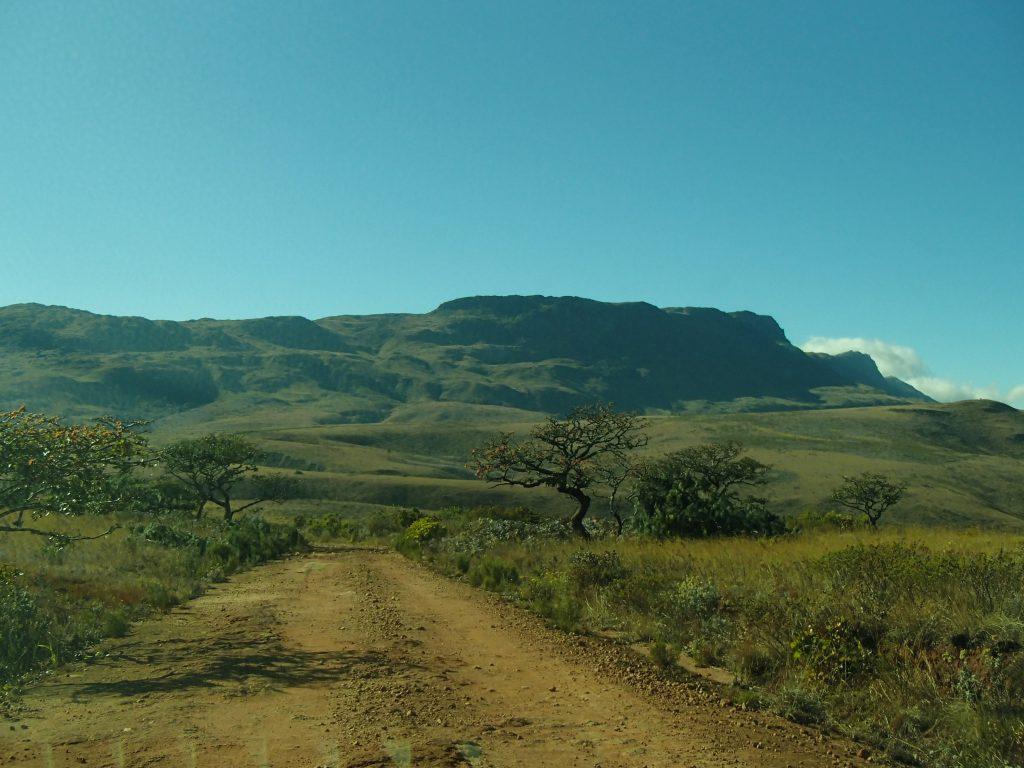 Mount Nyangani, Eastern Highlands, Zimbabwe