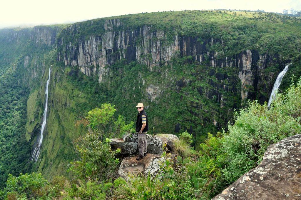 Mtarazi Falls, Eastern Highlands, Zimbabwe