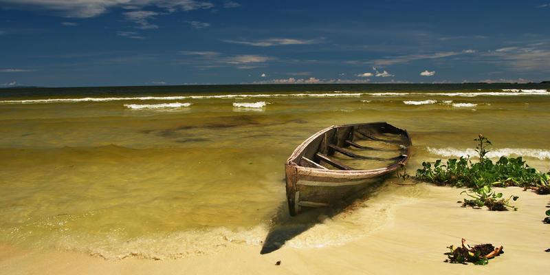 Ssese Islands in Lake Victoria Uganda