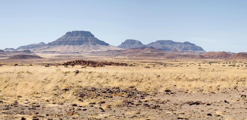 Brandberg Namibië