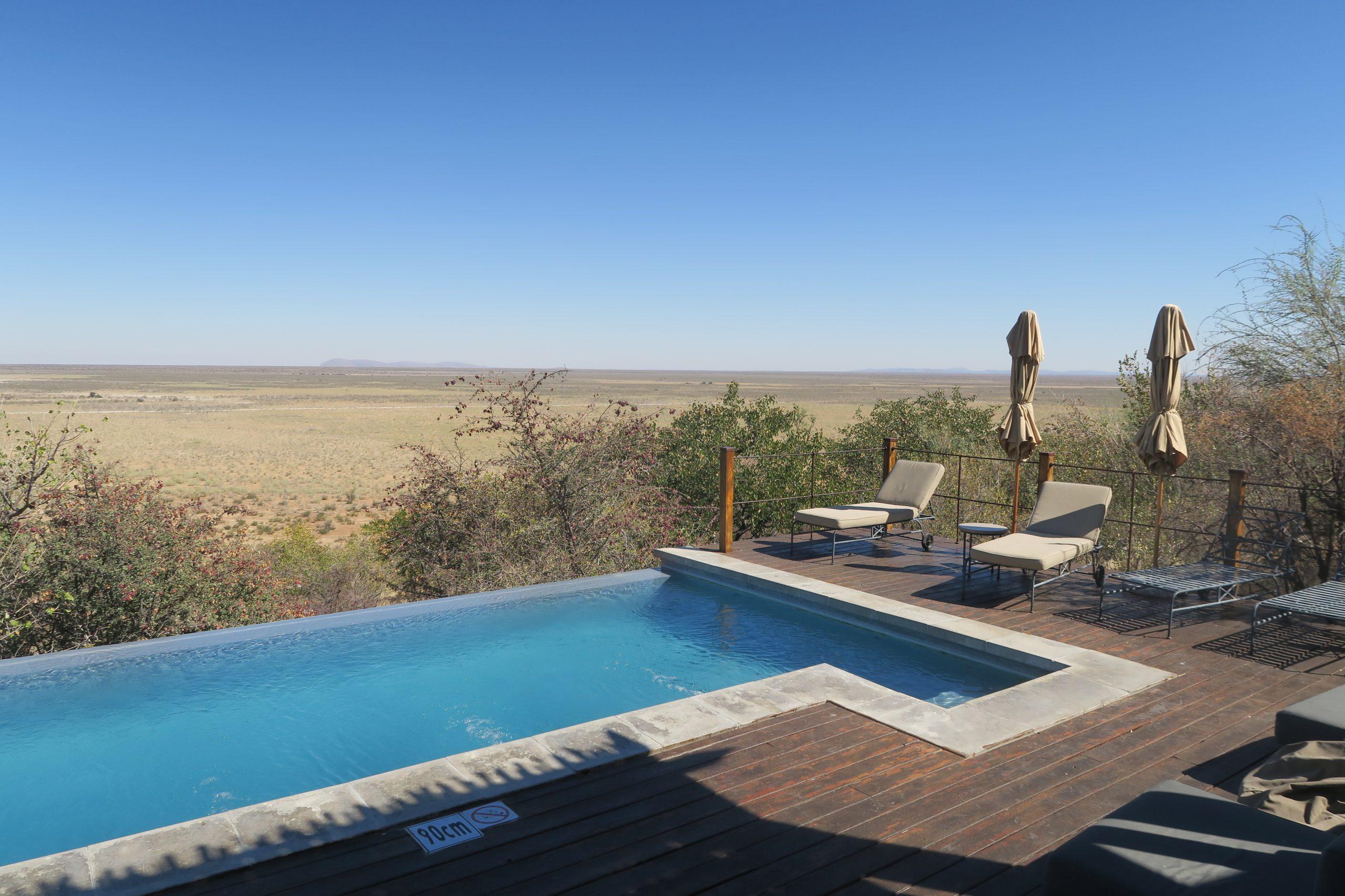 Dolomite Camp in Etosha National Park Namibië