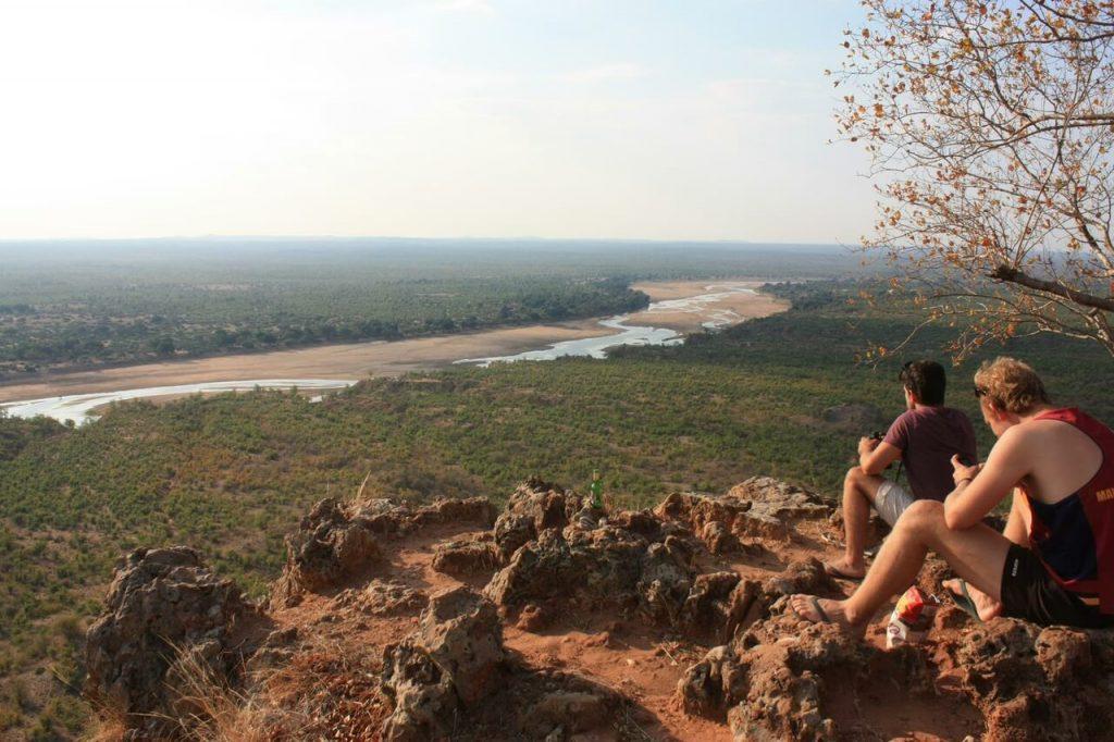 Gonarezhou National Park, uitzicht, Zimbabwe