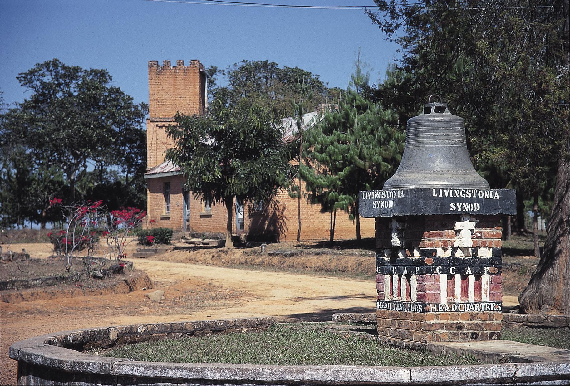 Livingstonia Mission Post Malawi