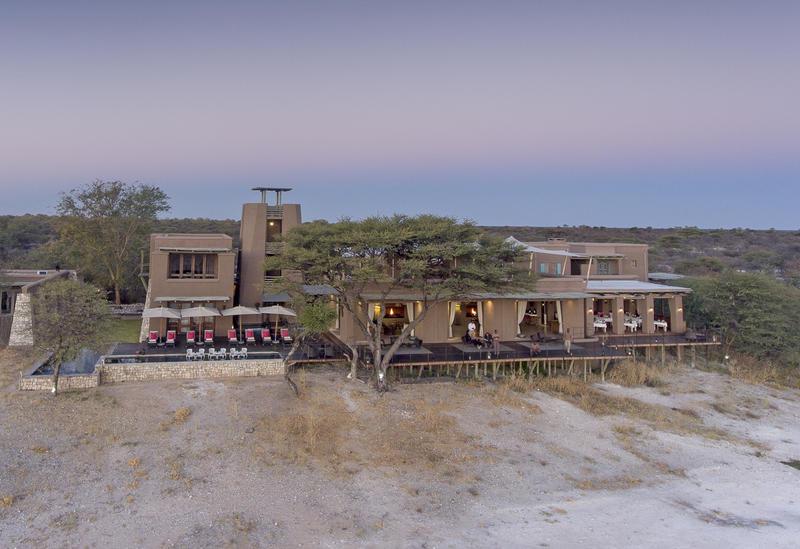 Onguma The Fort bij Etosha National Park Namibië