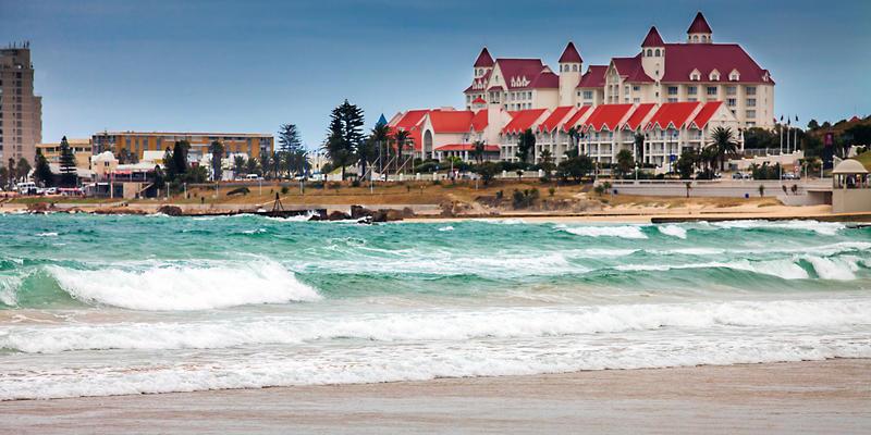 Port Elizabeth Zuid-Afrika