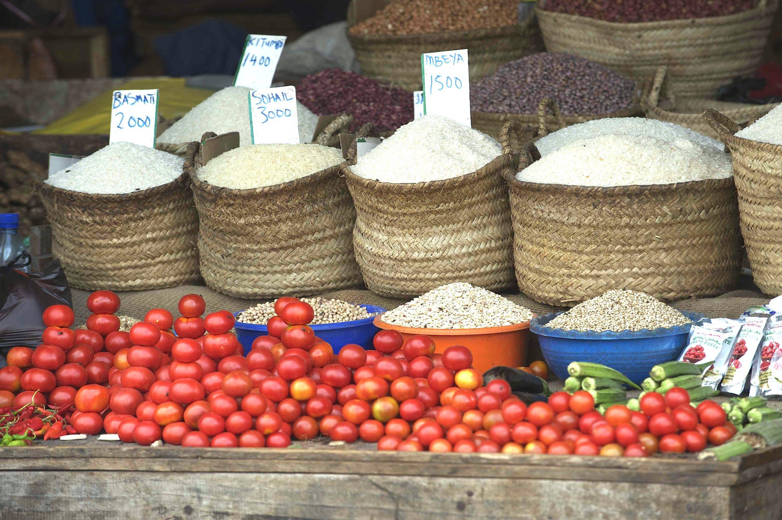 Stonetown Zanzibar Market