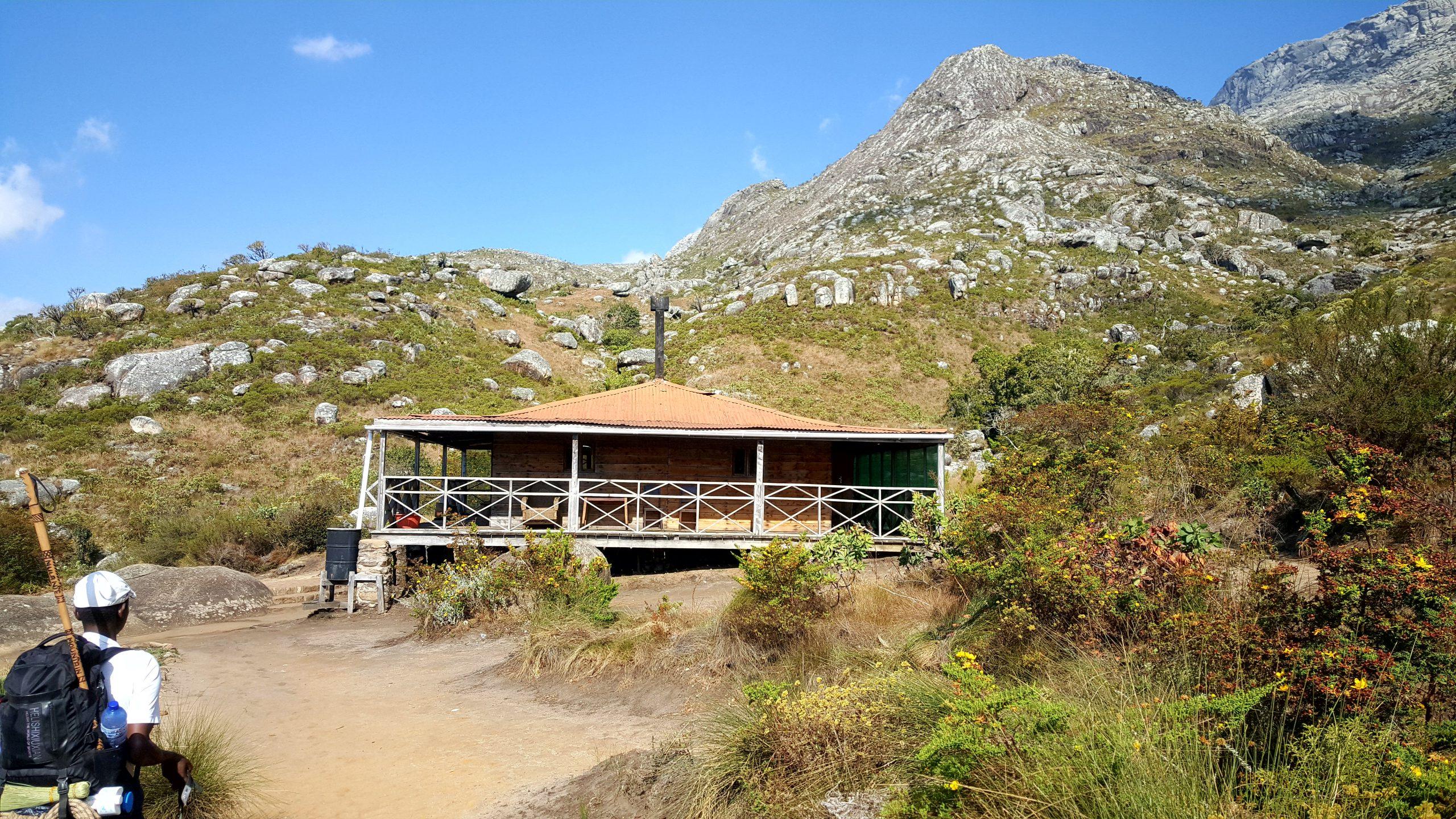 Wandelen op Mount Mulanje Malawi