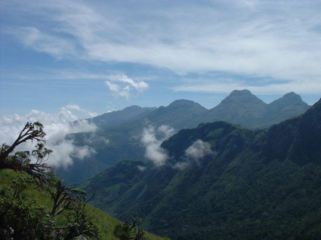 3 peak view, Mulanje, Malawi