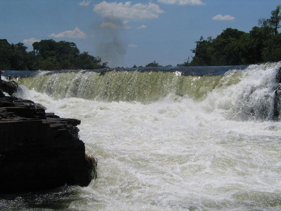 Chipembe Falls Zambia