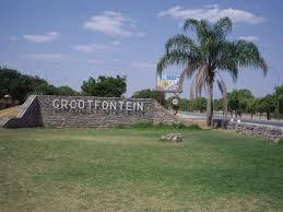 Grootfontein Namibië