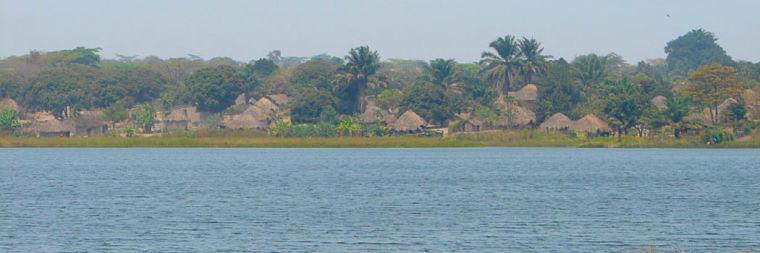 Lake Mweru Zambia