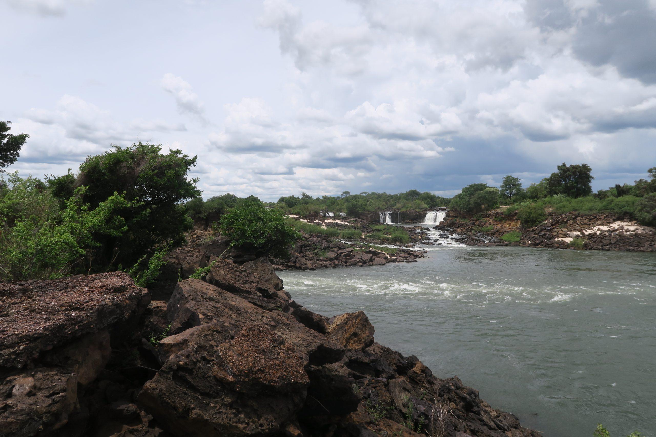 Ngonye Falls Zambia