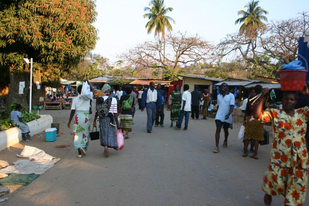 Nhkata Bay, Malawi