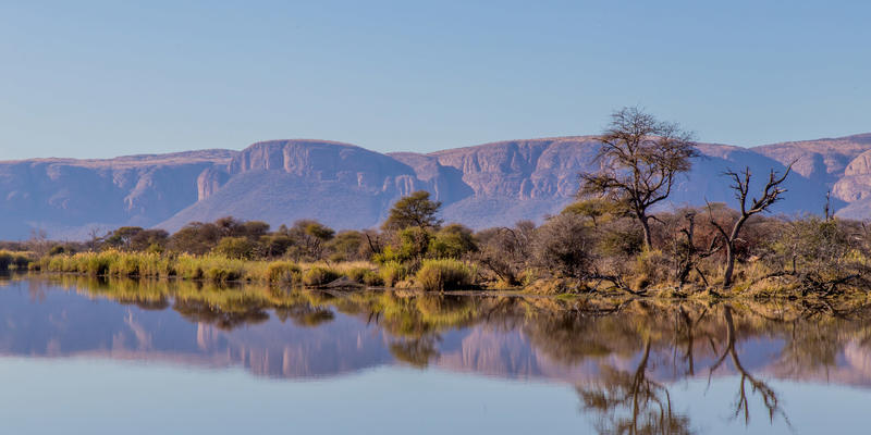 The Waterberg Biosphere in Zuid-Afrika