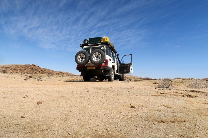 Wüstenquell Namibië 4x4