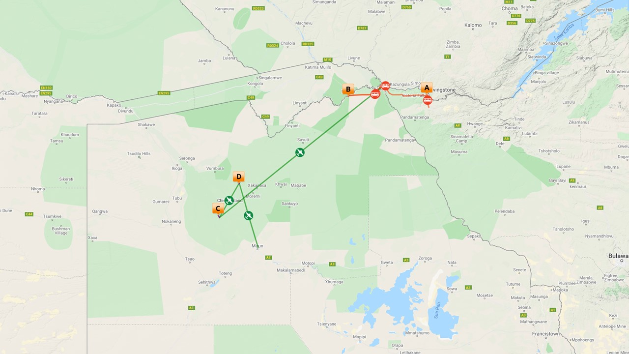 Botswana safari luxe - Ultieme wildlife ervaring - 9 dagen