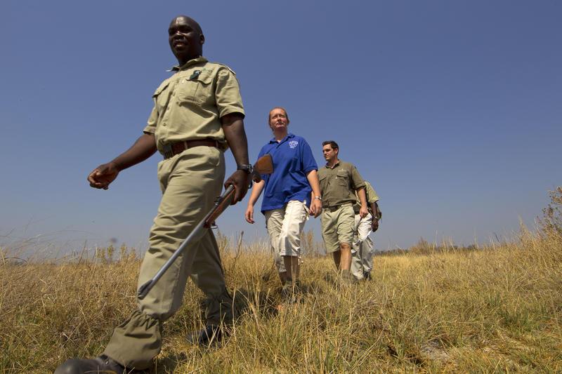 Kanana wandel safari in Okavango Delta Botswana (@Ker & Downey Botswana)