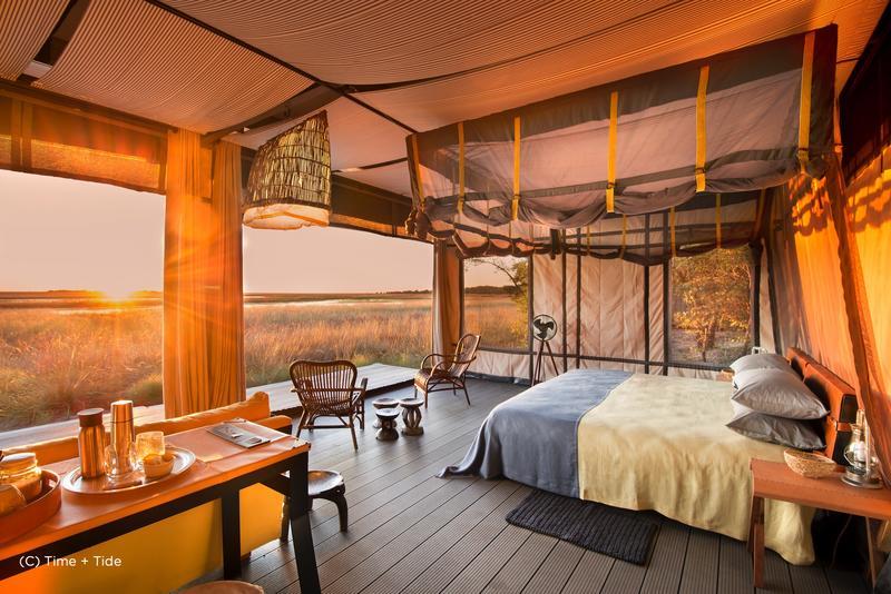 King Lewanika in Liuwa Plains National Park Zambia (@Time & Tide)
