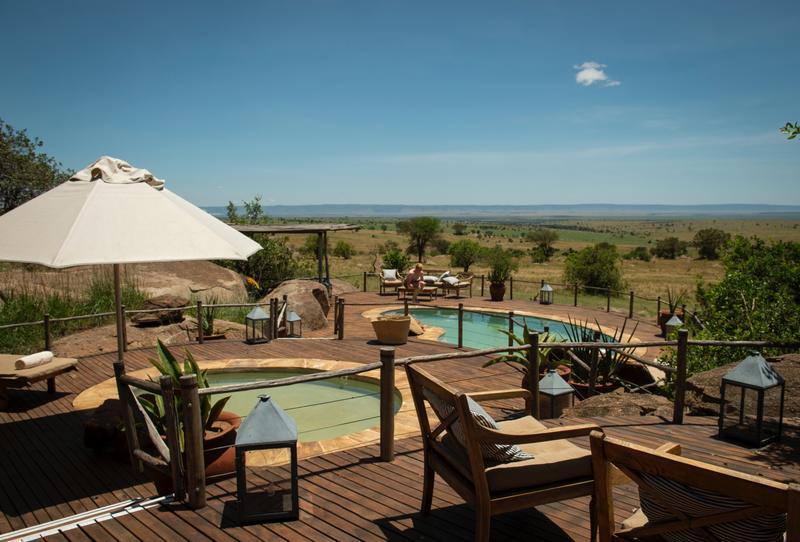 Mkombe House Serengeti National Park Tanzania