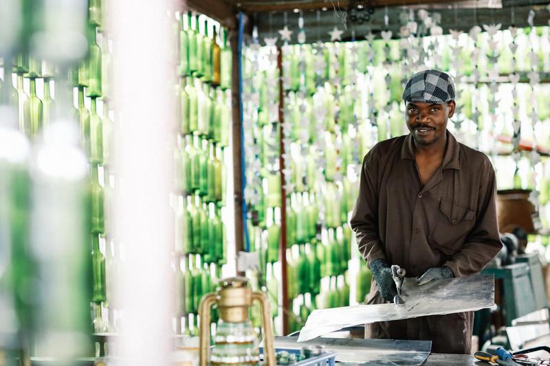 Shanga project in Arusha Tanzania (@Shanga Elise Hassey)