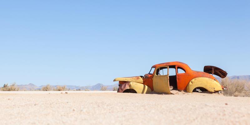 Top-10 leukste pitstops reizen Namibië Solitaire